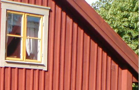 fibercementskiva fasad pris