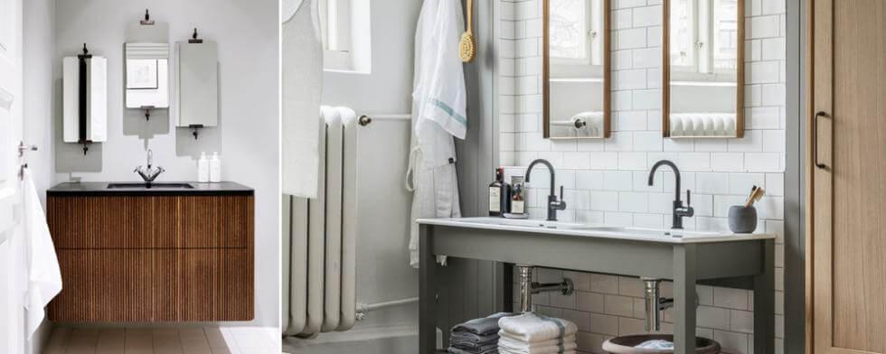 Nykomna Badrumsskåp och badrumsmöbler - välj rätt och få ordning i PC-91