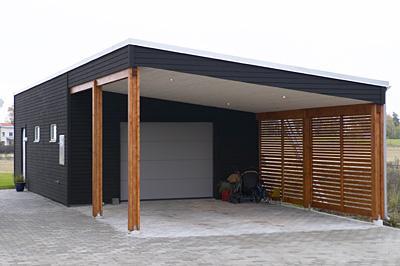 carport med förråd bygglov