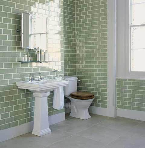 R tt f rg p kakelfogen for Olive bathroom ideas