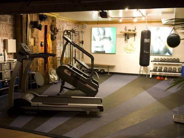 Attraktiva Bygga gym där hemma | Byggahus.se OL-51