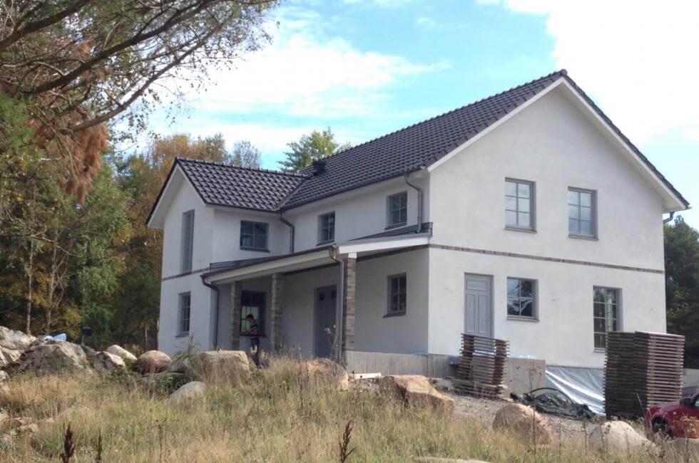 köpa eller bygga hus