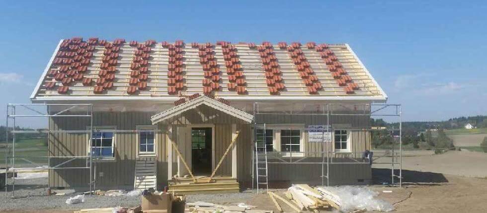 billigaste huset att bygga