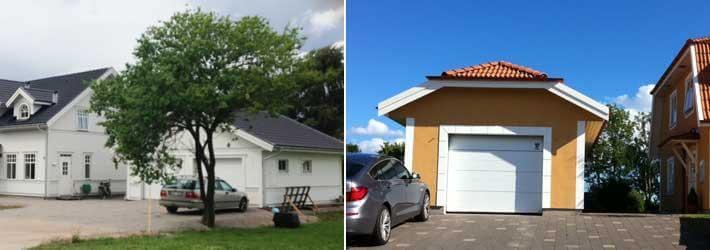garage lösvirke pris