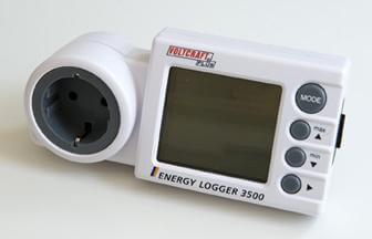 Elmätaren Volcraft Plus Energy Logger 3500 56610db6e5520