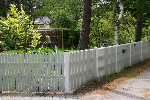 Fräscha Staket, plank, murar och häckar - regler | Byggahus.se FY-16