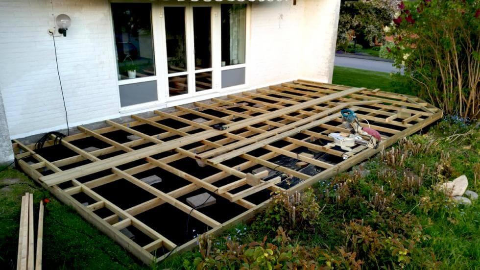 Verktyg för att bygga altan och trädäck | Byggahus.se