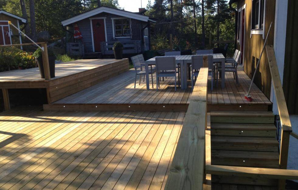 Så underhåller du altan och trädäck | Byggahus.se
