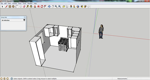 sketchup person