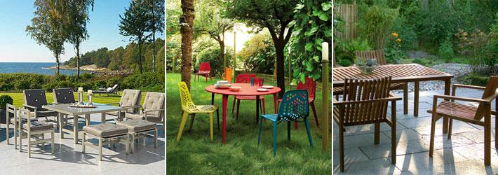 Välj rätt utemöbler + inspiration | Byggahus.se