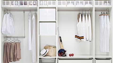 Planera walk in closet - Ikea cabine armadio componibili ...